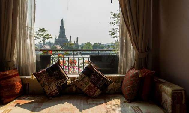 отели бангкока рядом