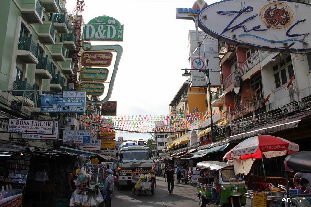 бангкок отели каосан