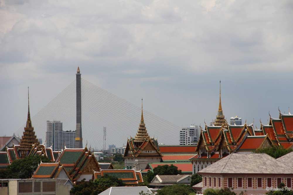 отели бангкока в центре