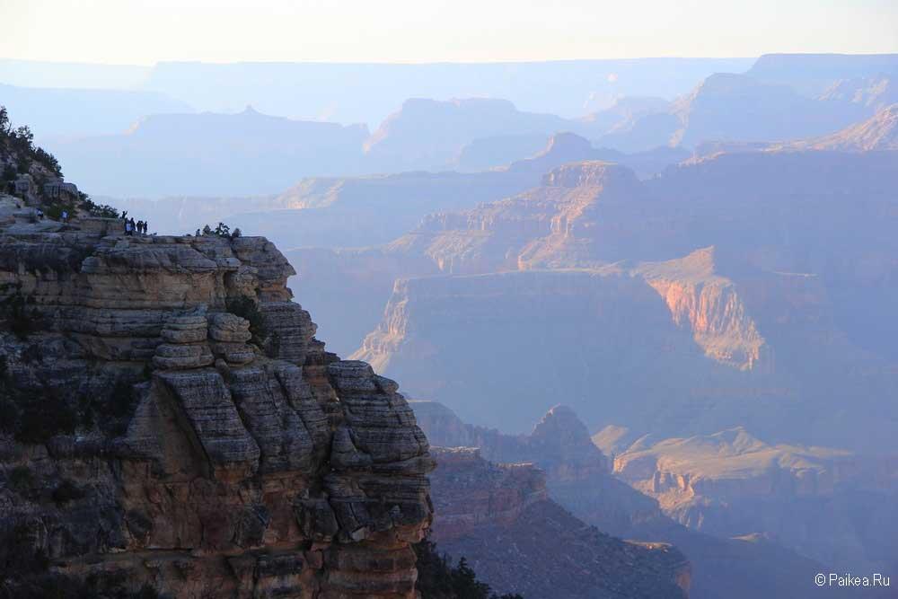 Гранд-Каньон геология
