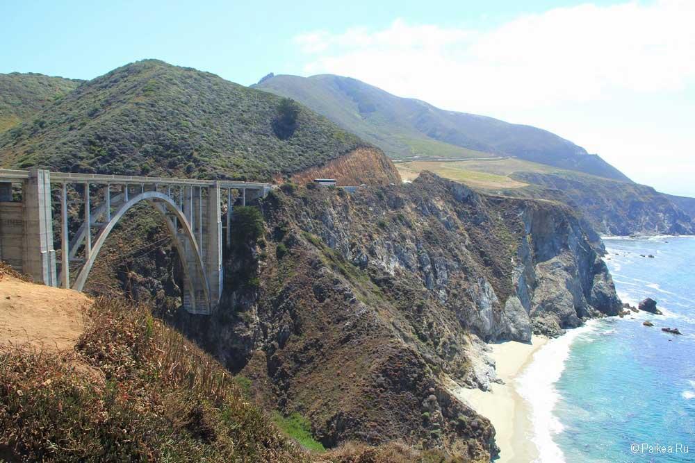 лос-анджелес сан-франциско мост