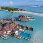 Мальдивы отели с домашним рифом conrad
