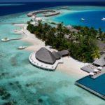 Мальдивы отели с домашним рифом huvafen fushi