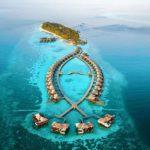 Мальдивы отели с живым домашним рифом