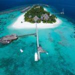 остров мирихи мальдивы с домашним рифом