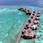 Мальдивы отели с домашним рифом nika