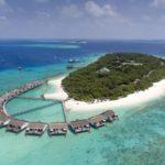 Мальдивы отель с домашним рифом рити бич резорт