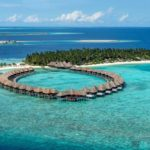 Мальдивы отель с домашним рифом сан аква