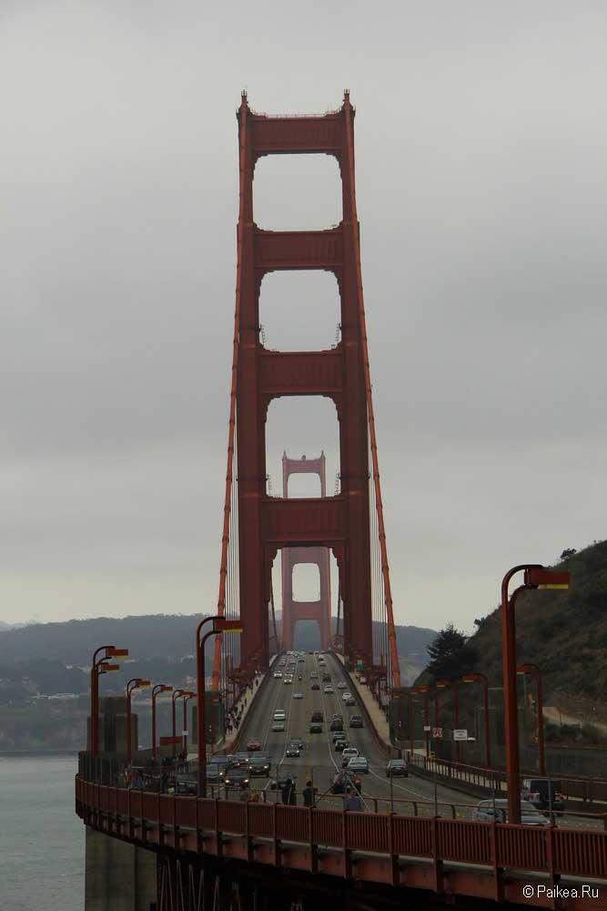 сан-франциско мост золотые ворота