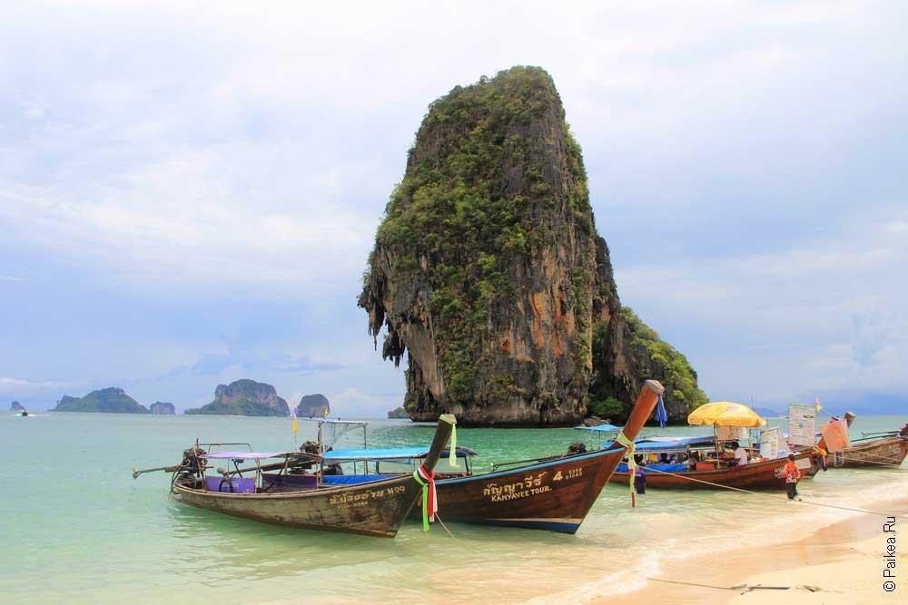 достопримечательности таиланд краби