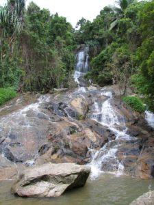 достопримечательности таиланда водопад на муанг