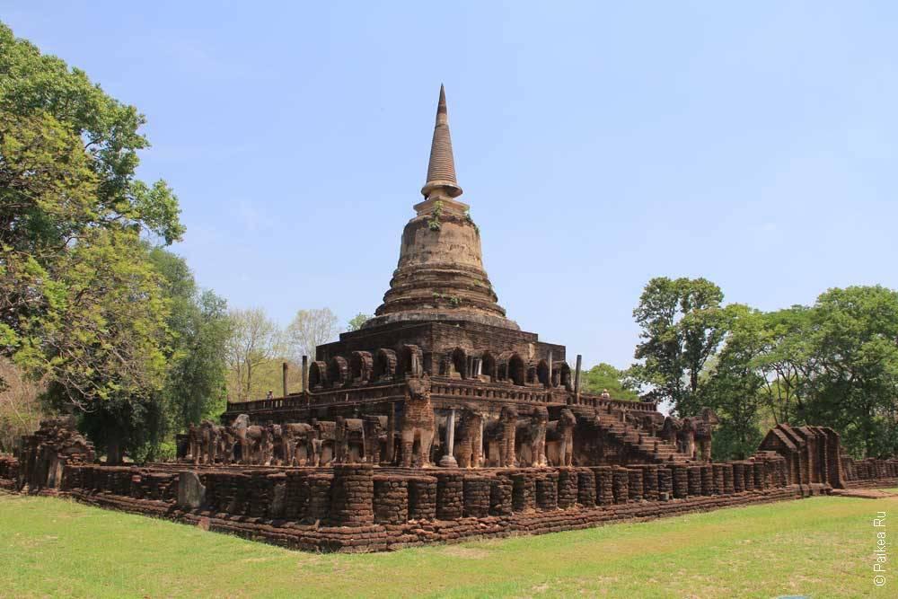 таиланд достопримечательности си сатчаналай