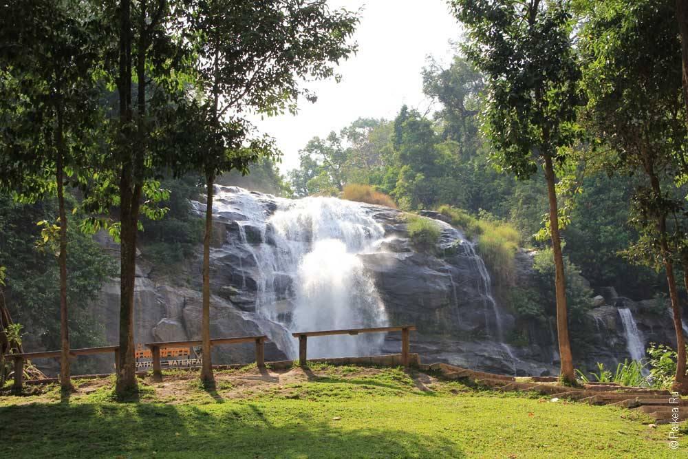 таиланд достопримечательности водопад