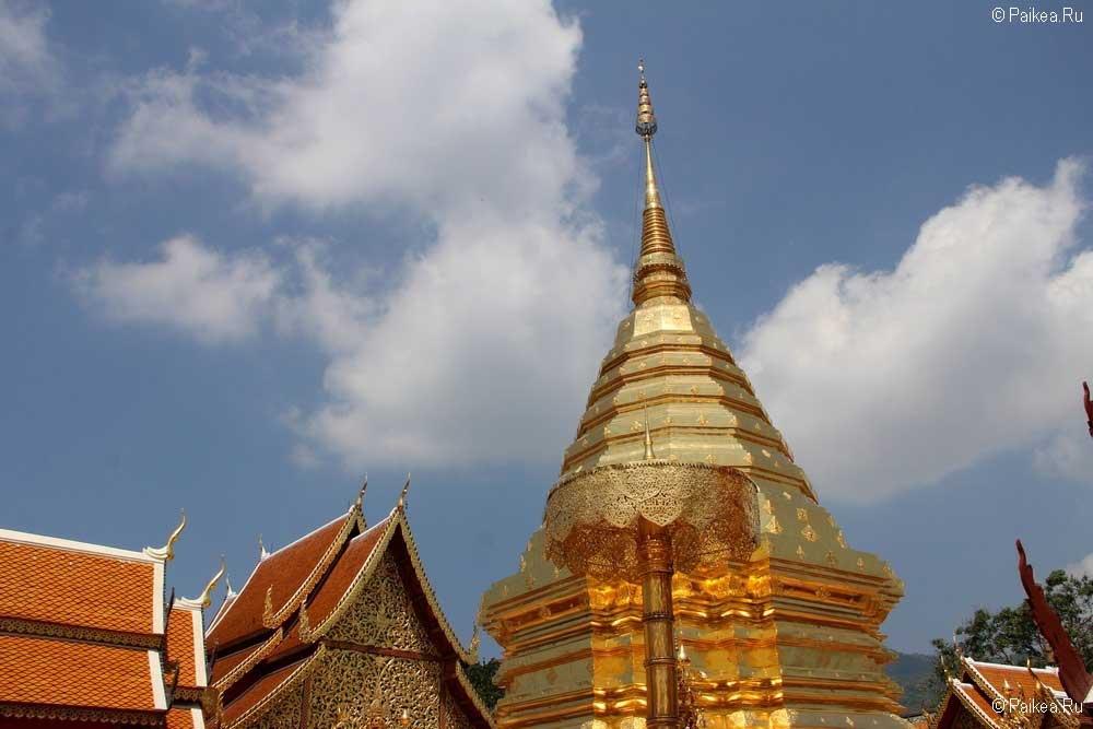 достопримечательности таиланда дои сутхеп