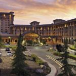 Отель в Йосемити - Chukchansi Gold Resort and Casino