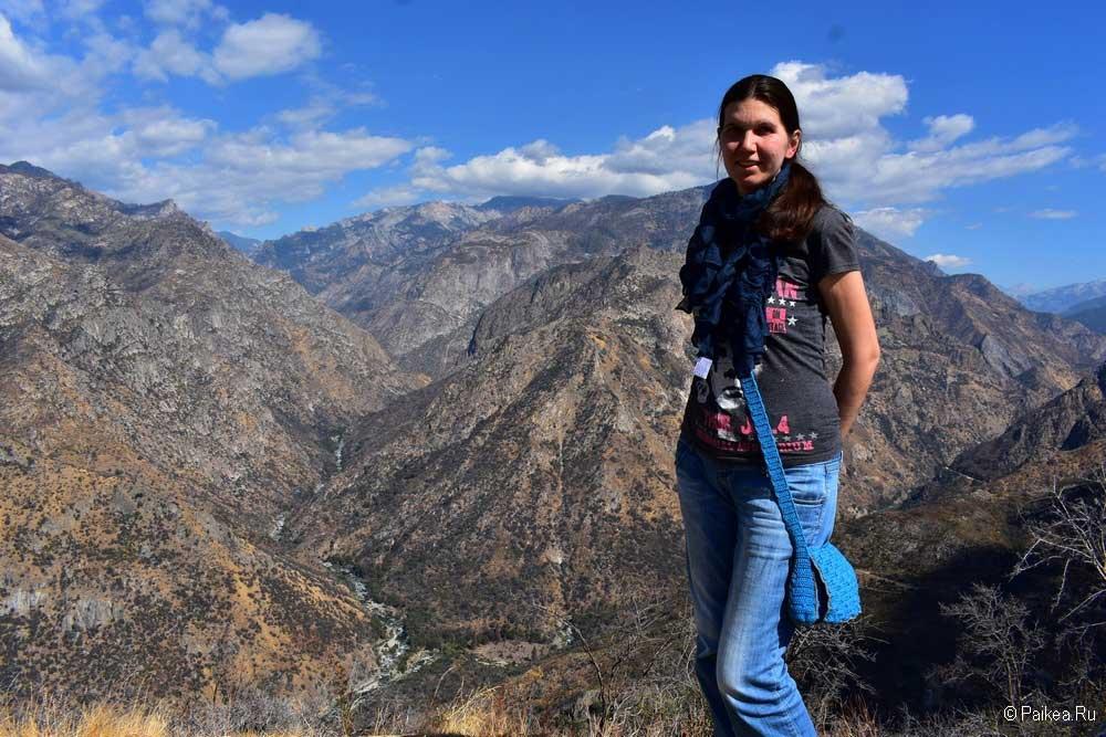 национальный парк кингс каньон