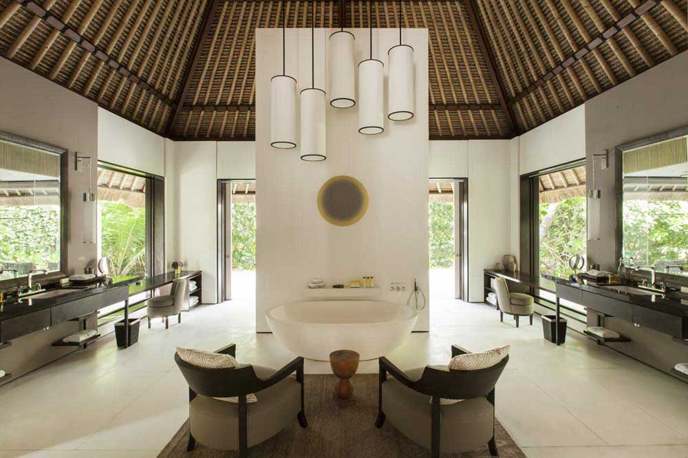 Мальдивы дорогой отель Шеваль Блан