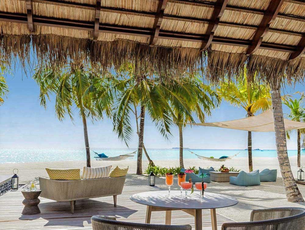Мальдивы отель люкс