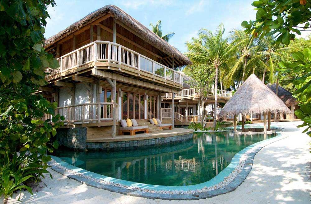 Мальдивы отель Сонева Фуши