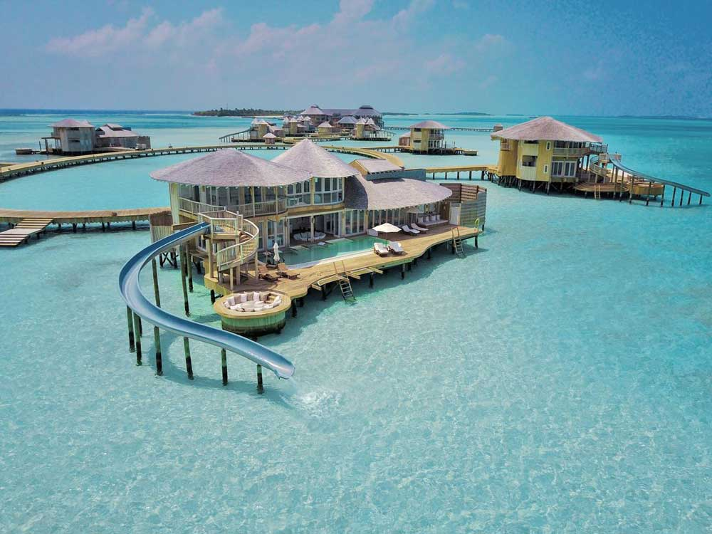 Мальдивы резорт Сонева Джани
