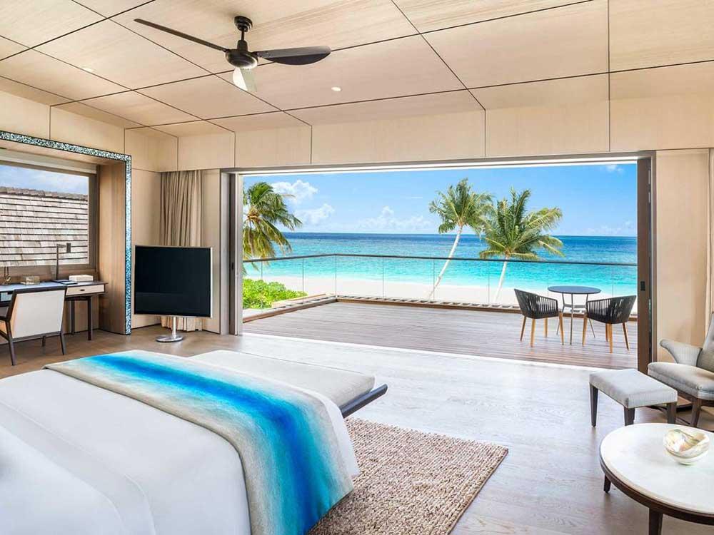 St. Regis Vommuli Resort