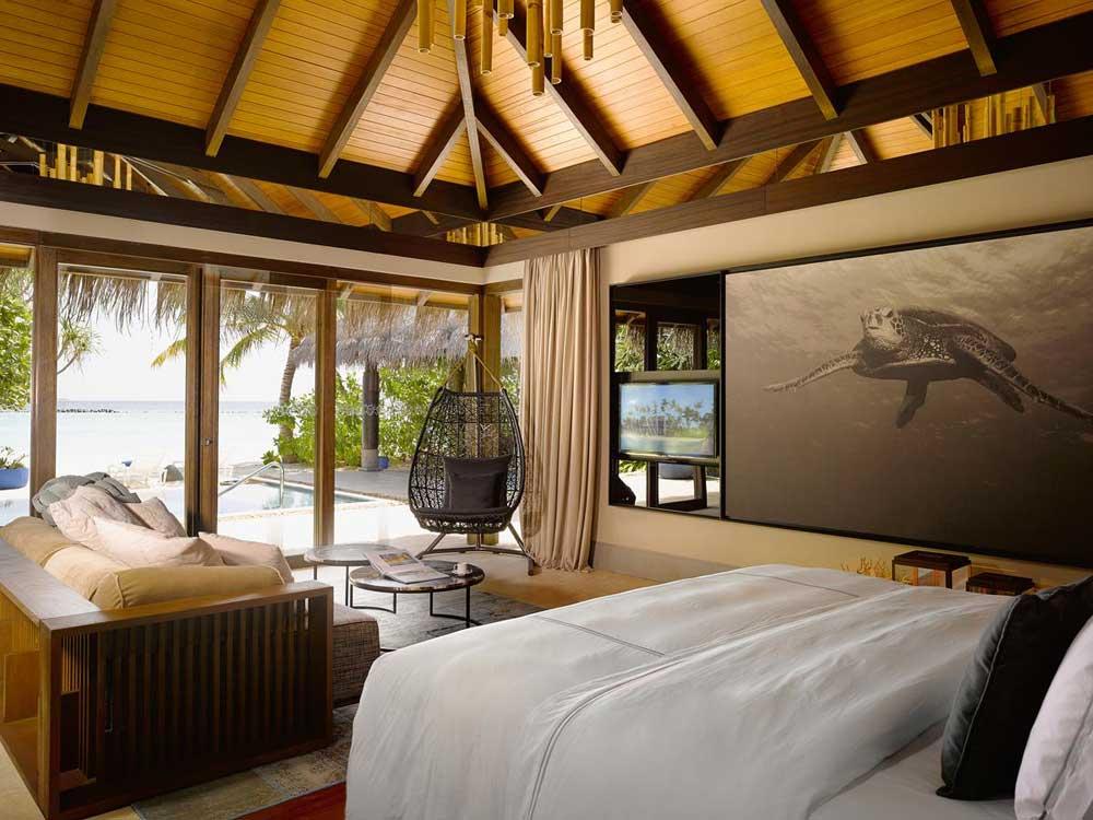 Мальдивы отель Велаа Прайват Айленд