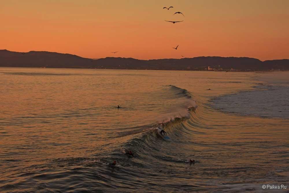 Залив Санта-Моника