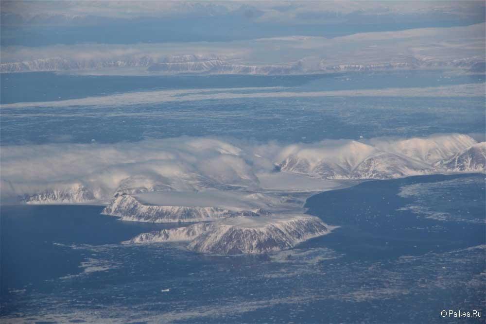 москва лос анджелес гренландия