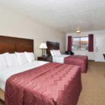 Отель рядом с парком Брайс-Каньон - Americas Best Value Tropic