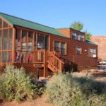 Отель Archview RV Resort and Campground рядом с парком Арок