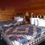Отель рядом с парком Брайс-Каньон - Bryce Canyon Inn Cabins