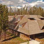 Йеллоустоун лоджи - Canyon Lodge and Cabins