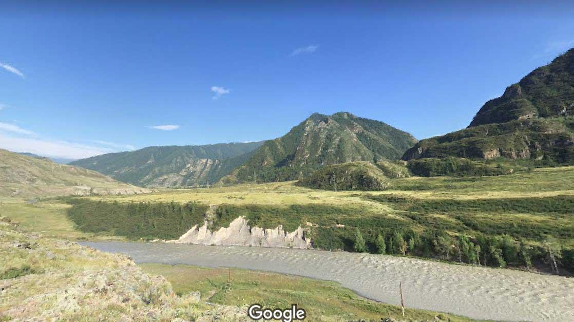 Чуйский тракт - самая красивая дорога в России
