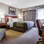 Йеллоустоун отели - Comfort Inn Buffalo Bill Village