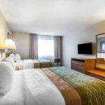 Отель в Долине Смерти - Comfort Inn Lone Pine