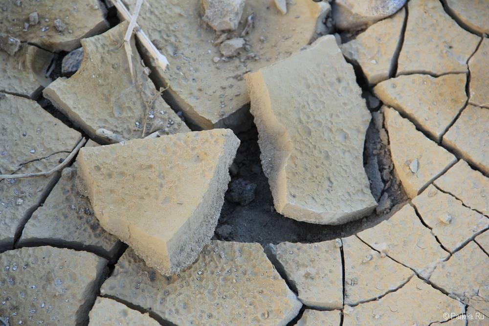 долина смерти засуха