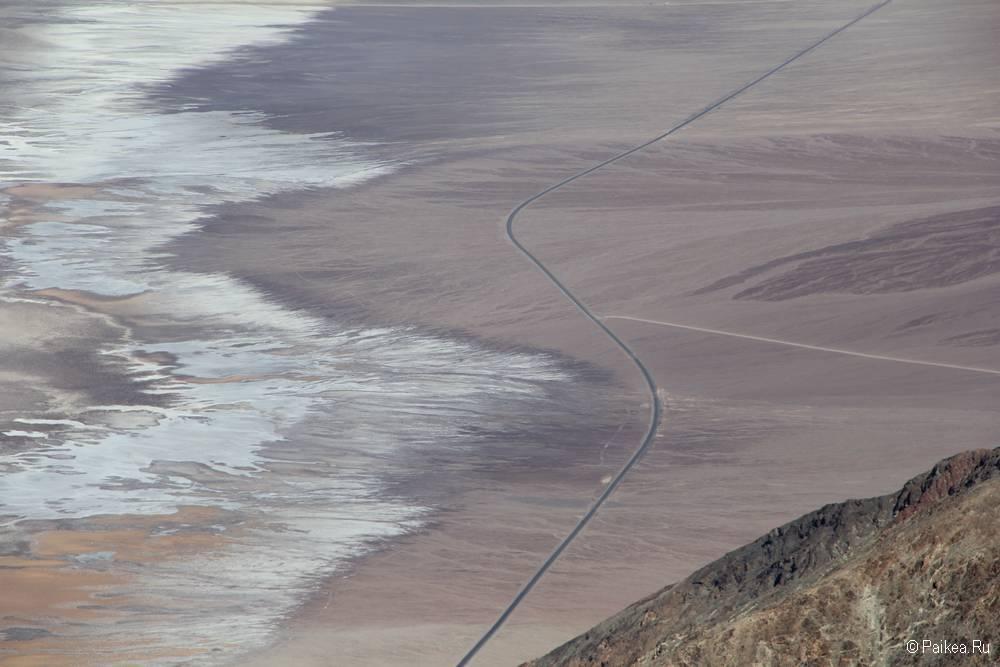 долина смерти калифорния фото