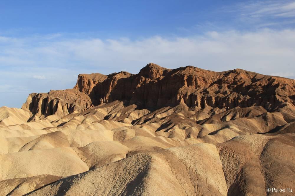 долина смерти красивое фото