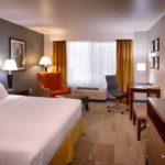 Отель рядом с парком Зайон - Holiday Inn Express Kanab