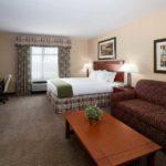 Отель рядом с парком Зайон - Holiday Inn Express