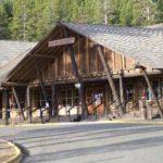 Йеллоустоун лоджи - Lake Lodge Cabins