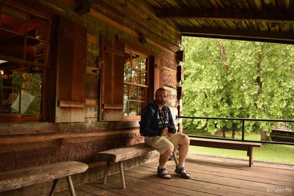 нью йорк майами парк