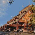 Йеллоустоун лоджи - Old Faithful Inn