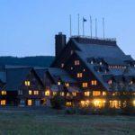 Йеллоустоун лоджи - Old Faithful Lodge