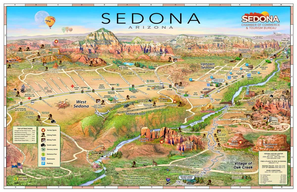 Седона Аризона