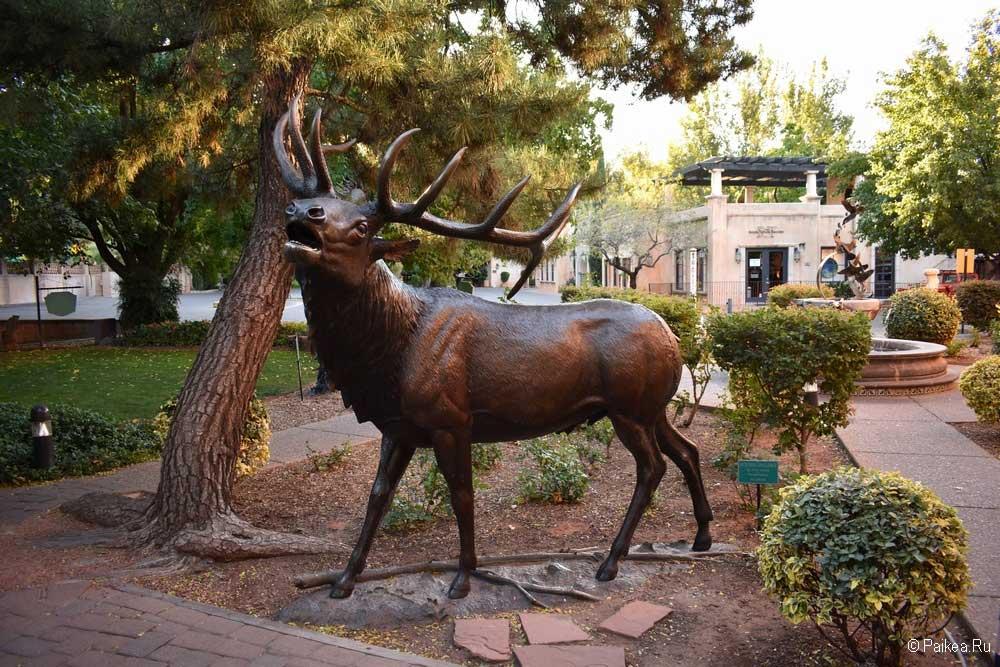 Седона - лучший город в Аризоне