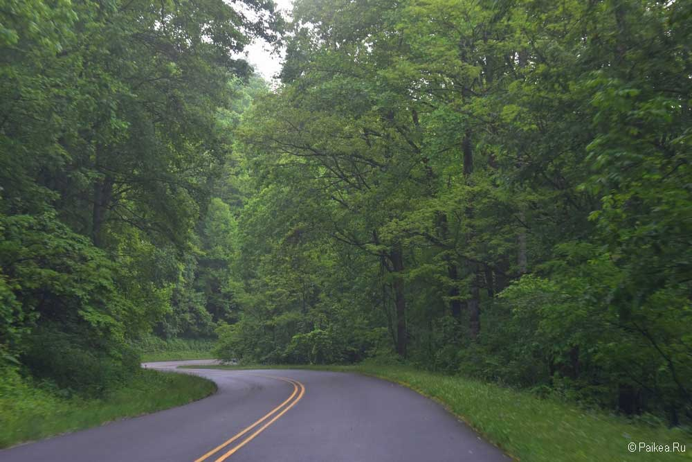 blue ridge parkway 04