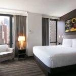 Выбрать отель в Нью-Йорке