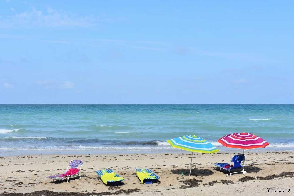 Лучшие пляжи Майами