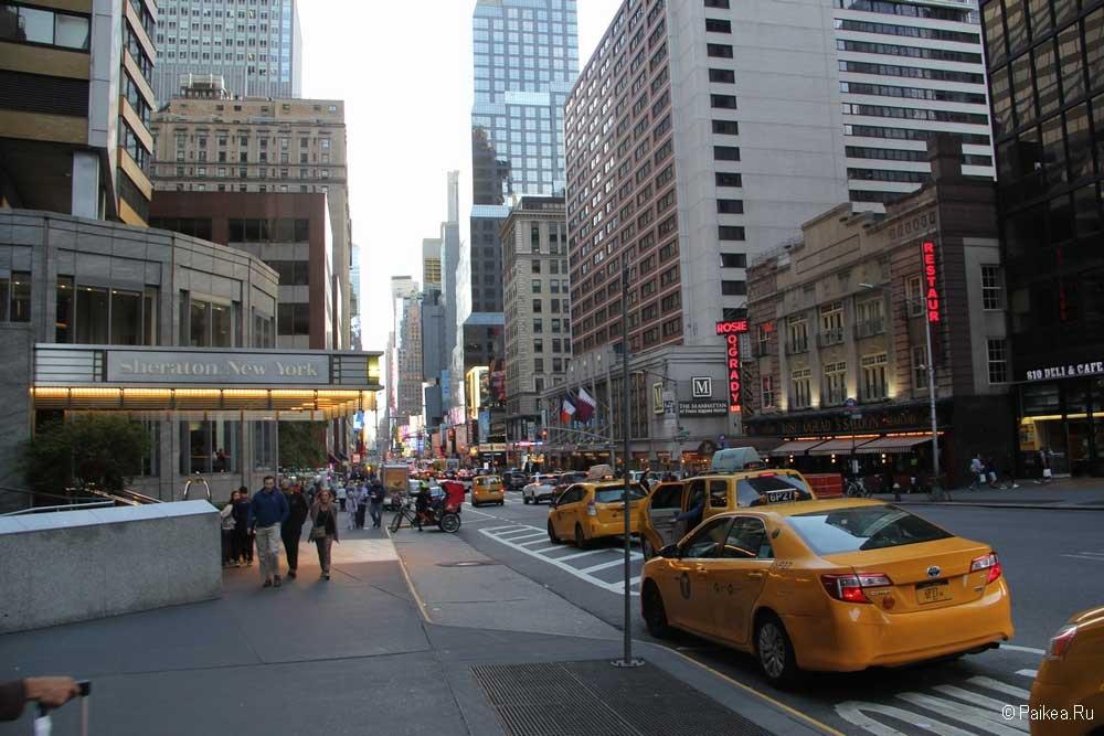 Достопримечательности Нью-Йорка фото